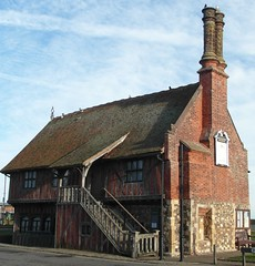 Aldeburgh, Southwold, Woodbridge