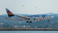 Boeing 787-8 Air Austral - Photo of Le Rove