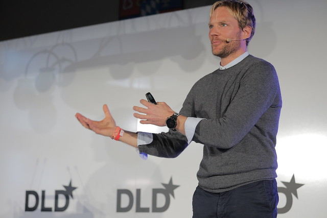 Photo:DLD Munich 20 By Hubert Burda Media