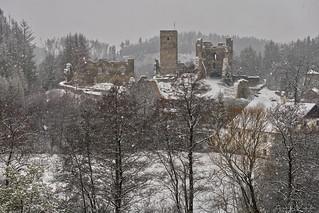 Rokštejn castle