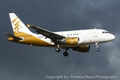 Executive Jet Aviation, VP-CKH
