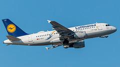 A319-100 Lufthansa - Photo of Le Rove