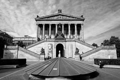 Der Deutschen Kunst. Die Alte Nationalgalerie