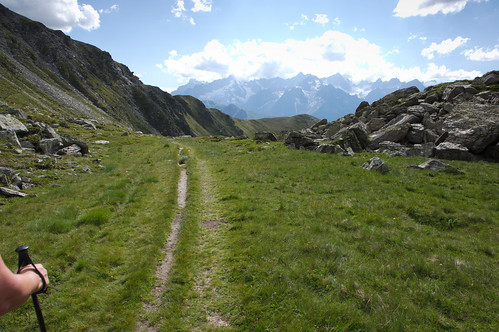 Climb on La Vuardette