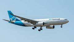 A330-200 Air Transat - Photo of Le Rove