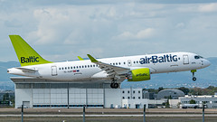 A220-300 Air Baltic