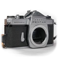 Asahi Pentax Spotmatic SP (1964)