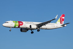 EGLL - Airbus A321 - TAP Air Portugal - CS-TJK