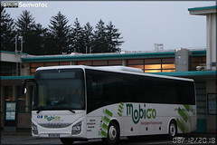 Iveco Bus Crossway – Mobilités Bourgogne-Franche-Comté / Mobigo