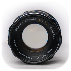 Asihi Super-Takumar 55 mm f/2.0 M42 (1965 - 1973)