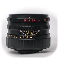 Helios / Гелиос 44-2 58mm f/2 M42 (1989)