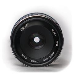 Meike 25mm f/1.8 MC Fuji-X (2018)
