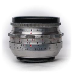 Meyer-Optik Görlitz Primagon 35mm f/4.5 M42 (1957)