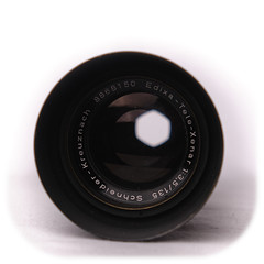Schneider-Kreuznach Edixa Tele Xenar 135mm f/3,5 M42 (1962)