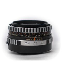Carl Zeiss Jena Tessar 50mm f/2.8 M42 (1968)