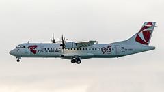 ATR 72-500 Czech Airlines