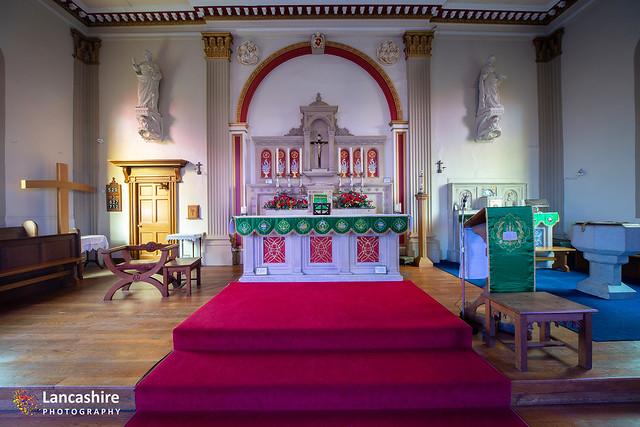 St Francis Hill Chapel
