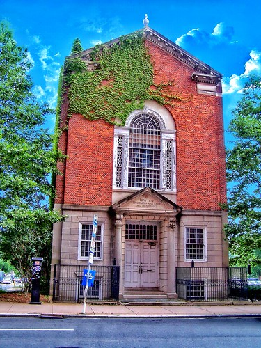Hartford Connecticut -   Congregation  Ados Israel Synagogue  - 215 Pear Street - Orthodox  Oldest