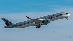 A350-900 Qatar Airways