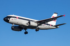 EGLL - Airbus A319 - British Airways - G-EUPJ