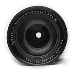 Fujinon XF 18-135mm f/3.5-5.6 R LM OIS WR (2018)