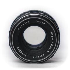 Meyer-Optik Görlitz Oreston 50 mm f/1.8 M42 (1970)