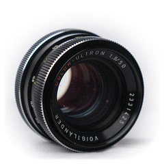 Voigtländer Color-Ultron 50mm f/1.8 M42 (1978)