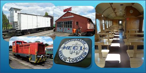 Eisenbahnmuseum Losheim
