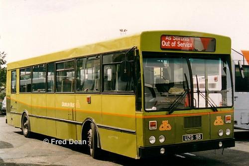 Dublin Bus KC98 (UZG98).