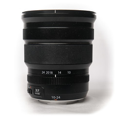 Fujinon XF 10-24mm f/4.0 R OIS (2019)