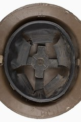 Australian Military Helmet - Mark ll - Internal View (AWM)