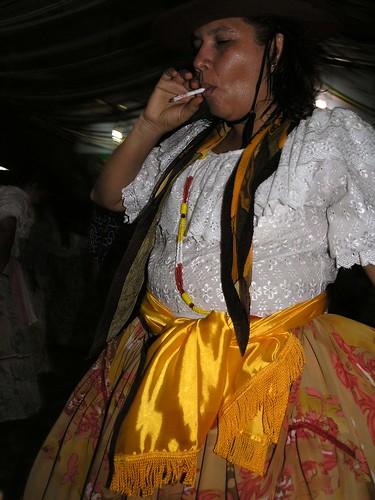 Umbanda - Candombé; Manaus 2004