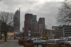 Hoogbouw in Den Haag (136FJAKA_3299)