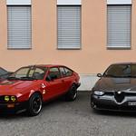 Alfa Club 2. Nat. Alfa Romeo Treffen 2018