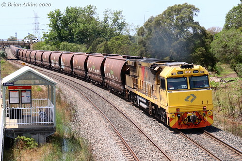 IMG_3213 5035 train 5007 Tarro MN711 20.1.20_1