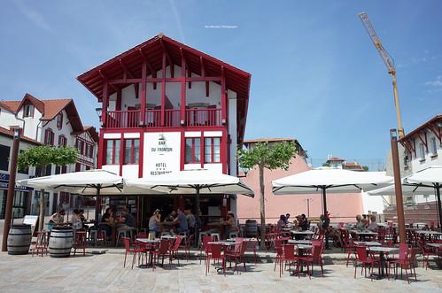 Bar Du Fronton at Bidart