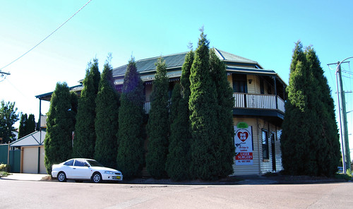 Former Reservoir Hotel, Lambton, Newcastle, NSW.