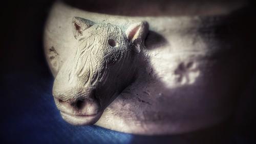 Clay Ceramic.