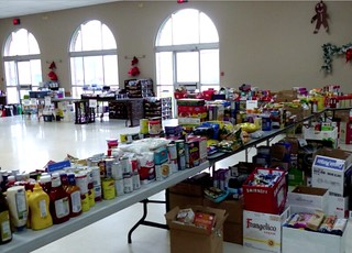 St Vincent de Paul Christmas Hampers