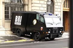 1995 Renault Véhicule d'intervention blindé BRI Police