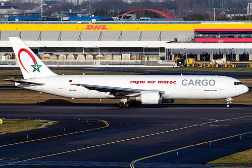 CN-ROW | Boeing 767-343ER(BCF)