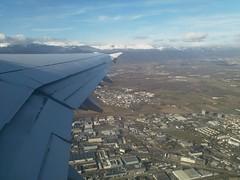 Blick auf CERN