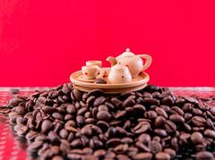 Wer mahlt die Kaffeebohnen
