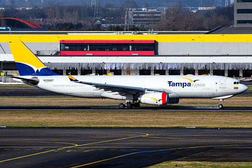 N330QT | Airbus A330-243F | TAMPA Cargo