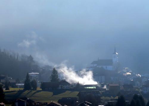 Steamy Charmey