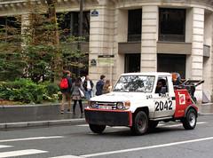 2006 Toyota Land Cruiser pick-up 4.2 Diesel tow truck