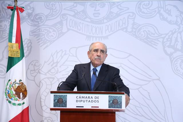 17/01/2020 Conferencia de Prensa Dip Pablo Gómez Álvarez