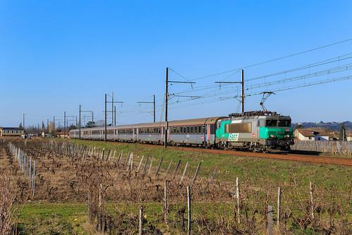 BB22275 - 4663 Bordeaux - Marseille