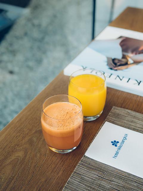 #breakfast Hotel Nikko Bangkok. #vsco #kinfolk #cafehopping