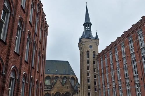 Ursulines Institute, Onze-Lieve-Vrouw-Waver, Mechelen (B)